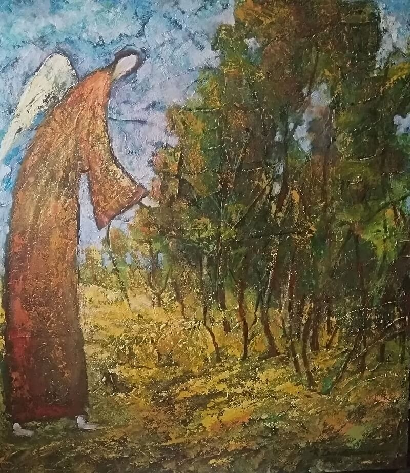 Rudens angelas