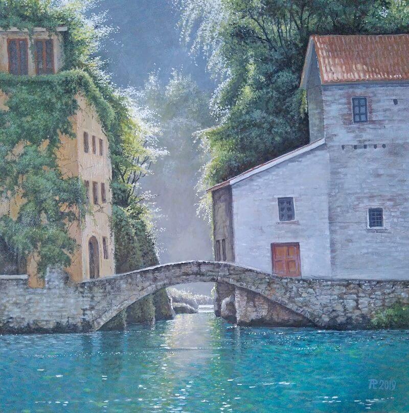 Namai prie vandens