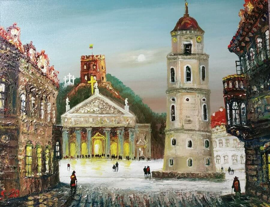 Vilniaus Katedra II