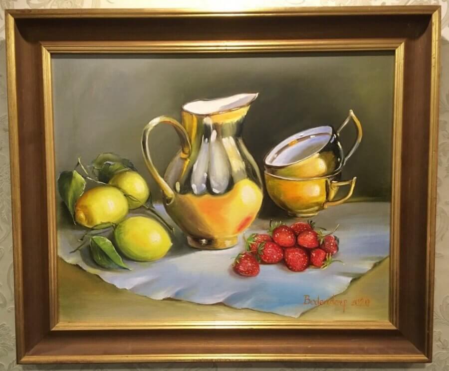 Arbata su vaisiais