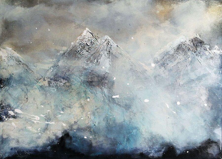 Rytas kalnuose II
