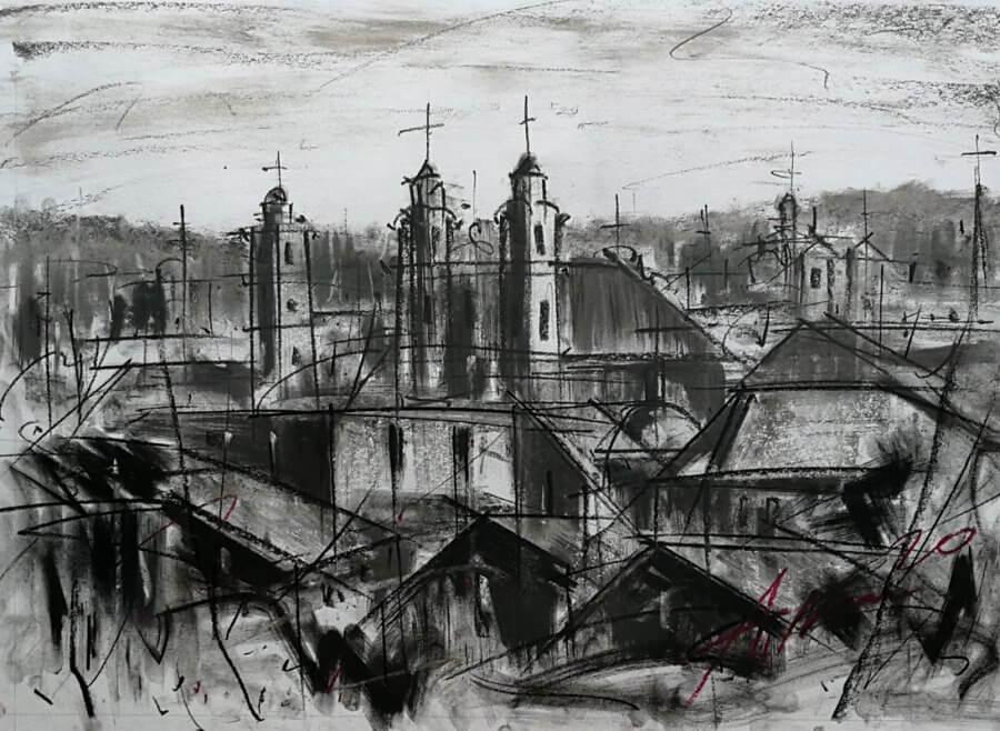 Sostinės panorama