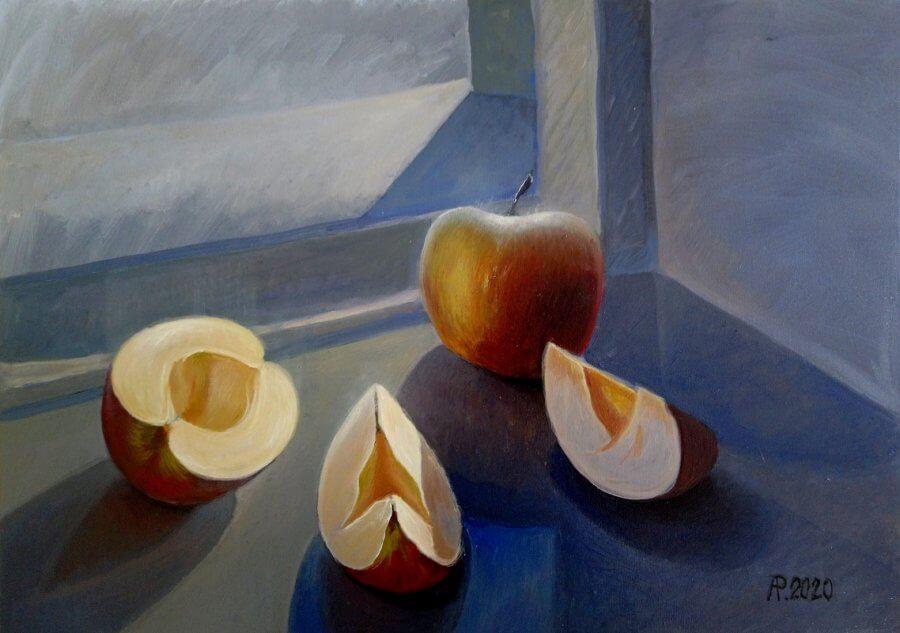 Obuoliai II