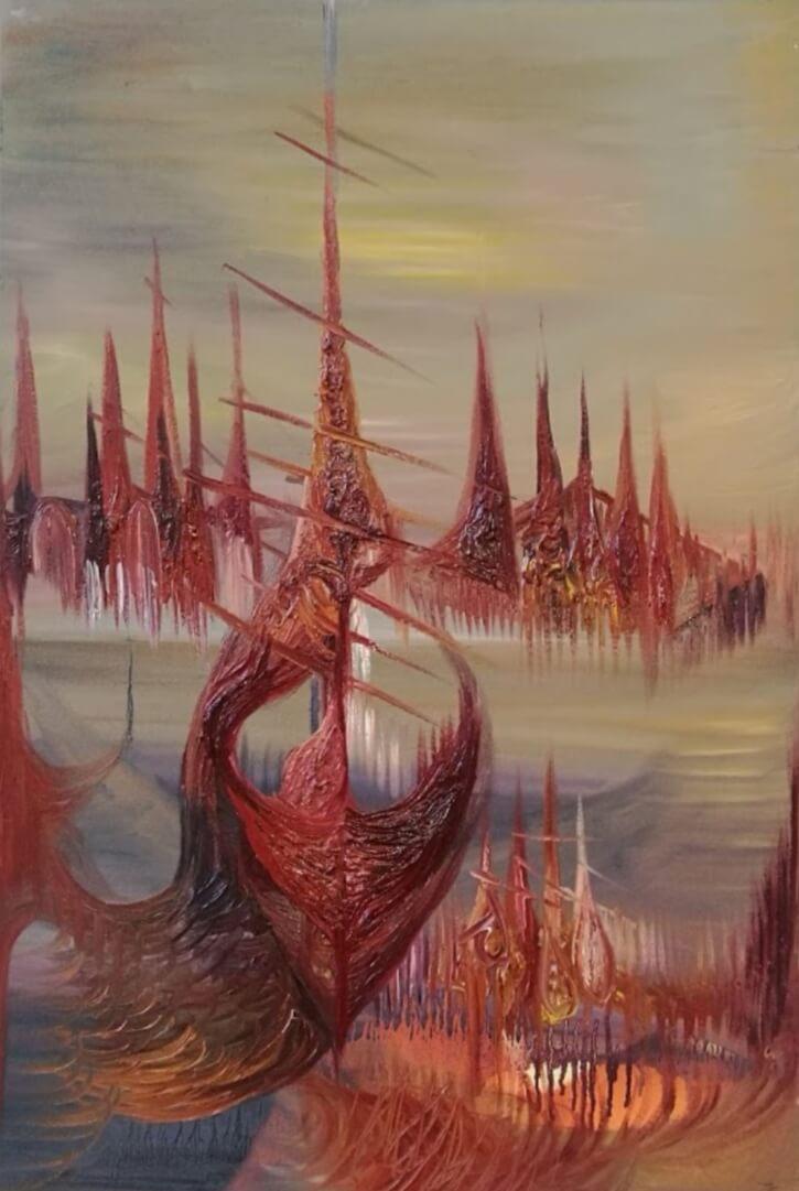 Oranžinis uostas