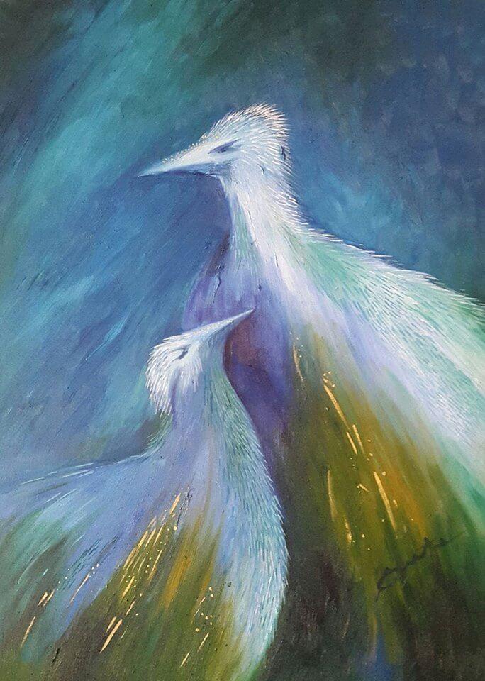 Naktiniai paukščiai