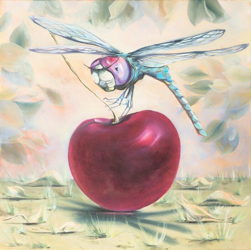 Vyšnia ir laumžirgis