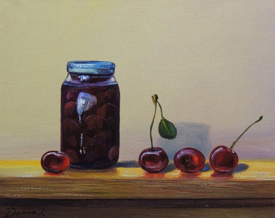 Vyšnių natos
