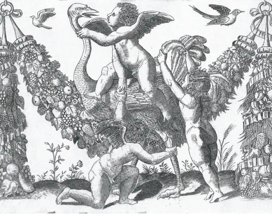 Įkvėpta Rafaelio II