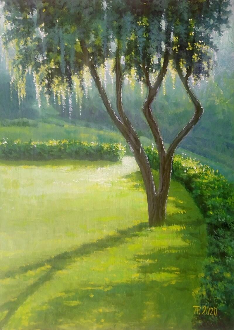 Vieniškas medis