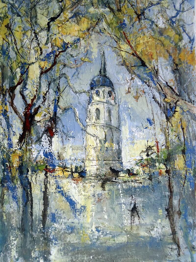 Baltasis bokštas