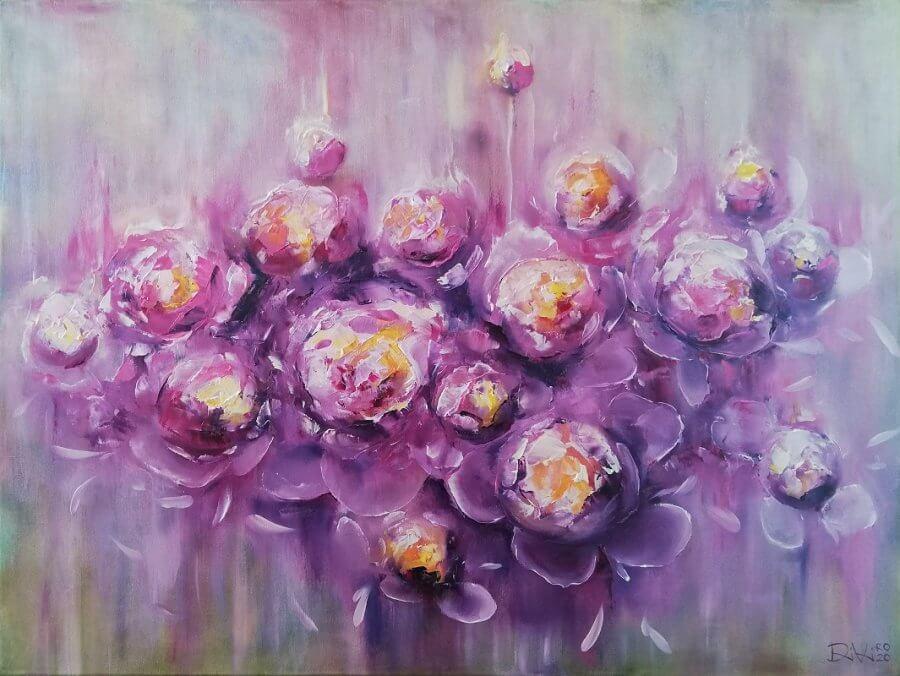 Violetiniai bijūnai