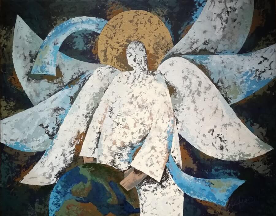 Pasaulio angelas