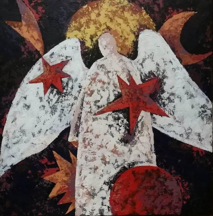 Visatos angelas