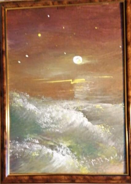 Bangos mėnesienoje