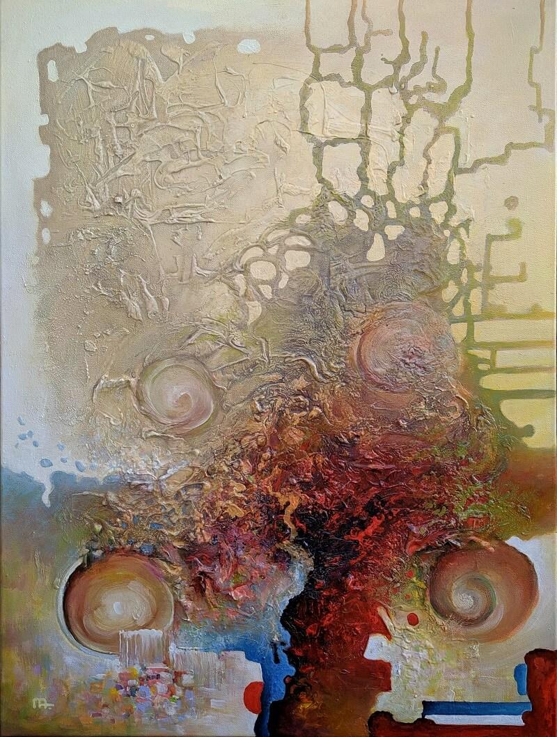 Abstrakcija XIV