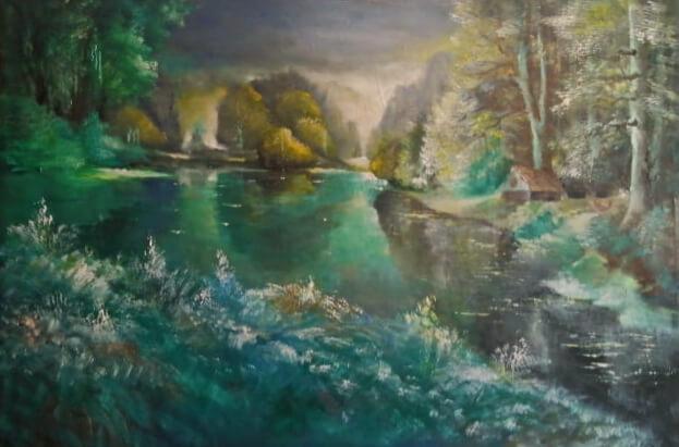 Gamtos ramybė