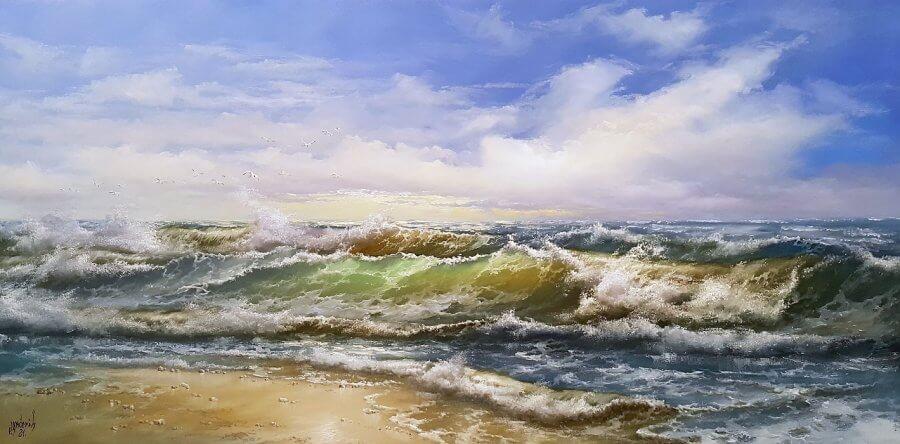 Jūra IX