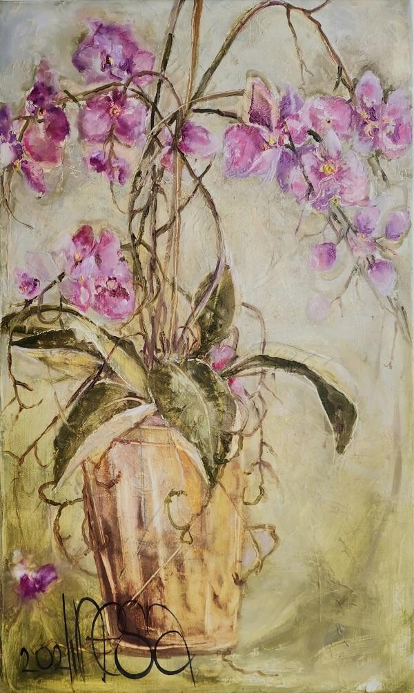 Orchidėja II