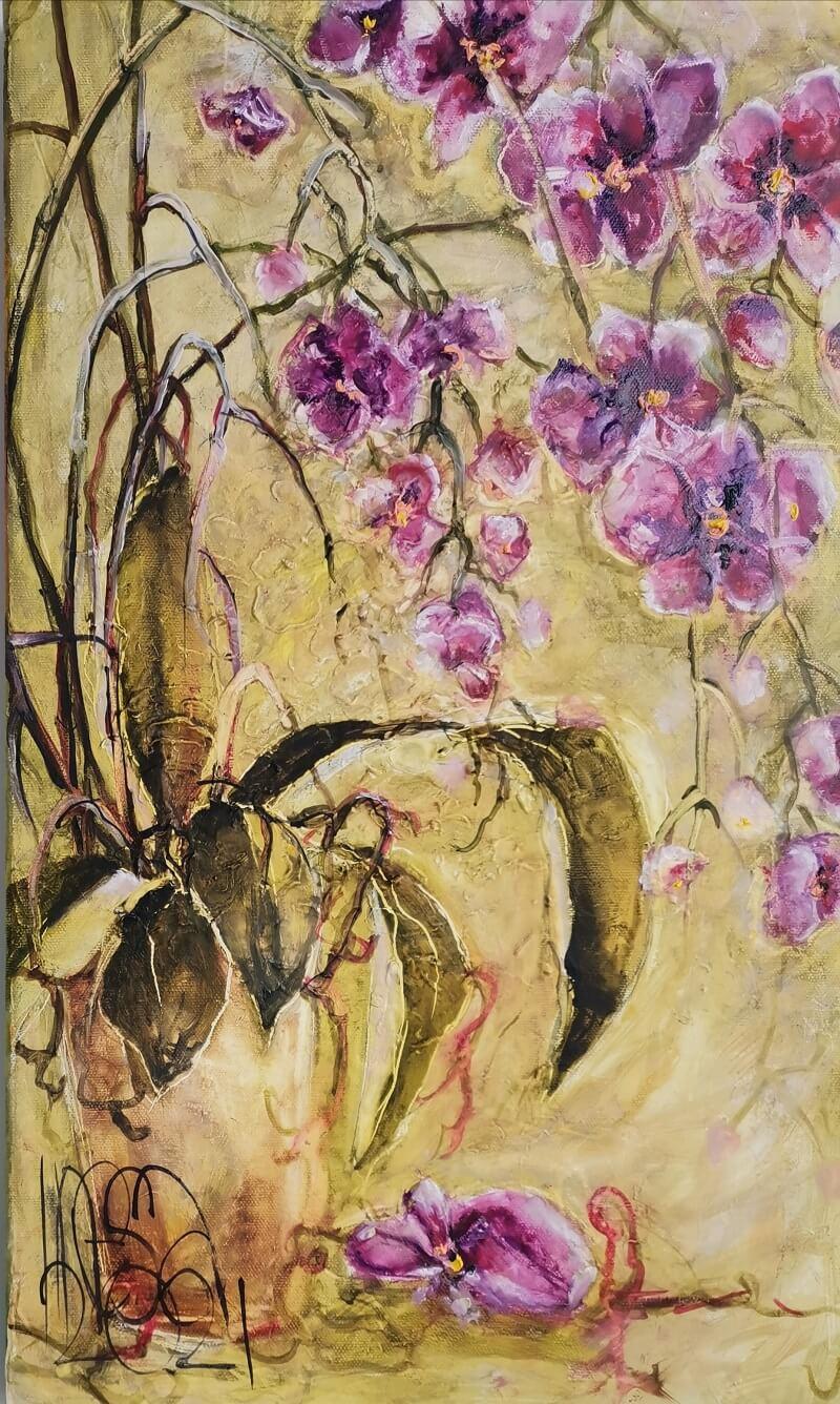 Orchidėja III