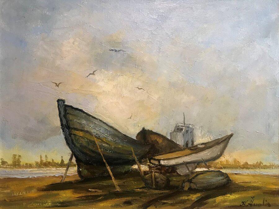Senos jachtos
