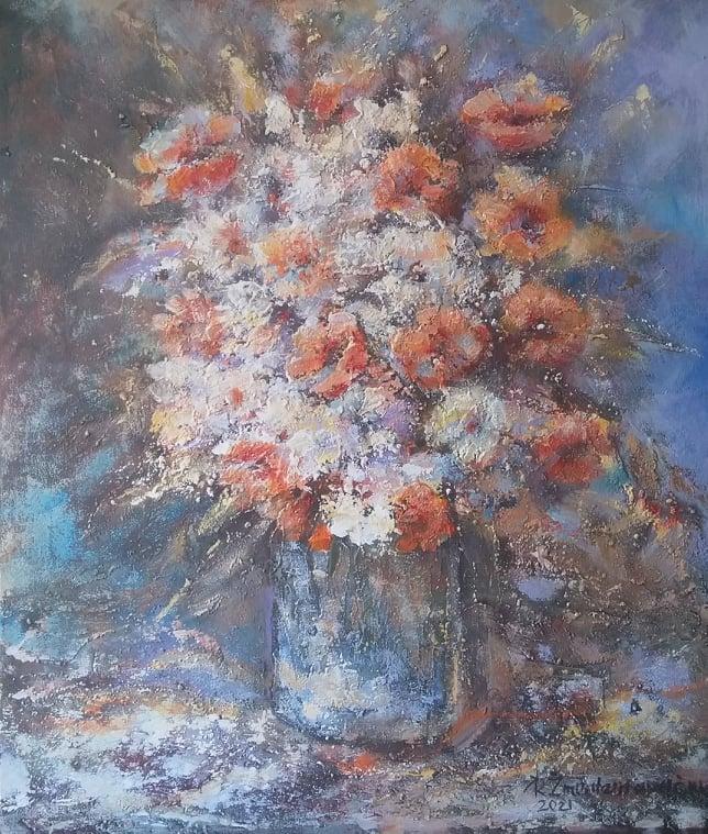 Pievų gėlės