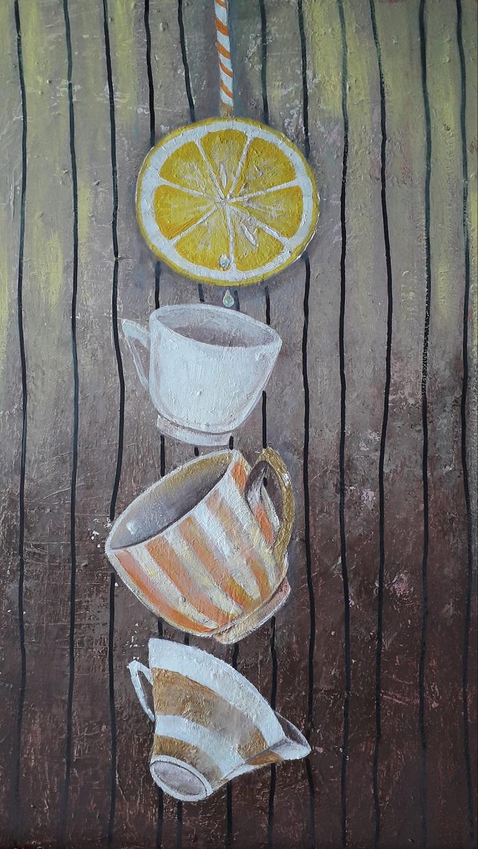 Lašelis citrinos