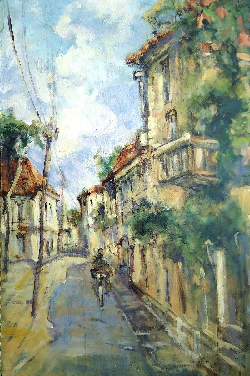 Jauki gatvelė