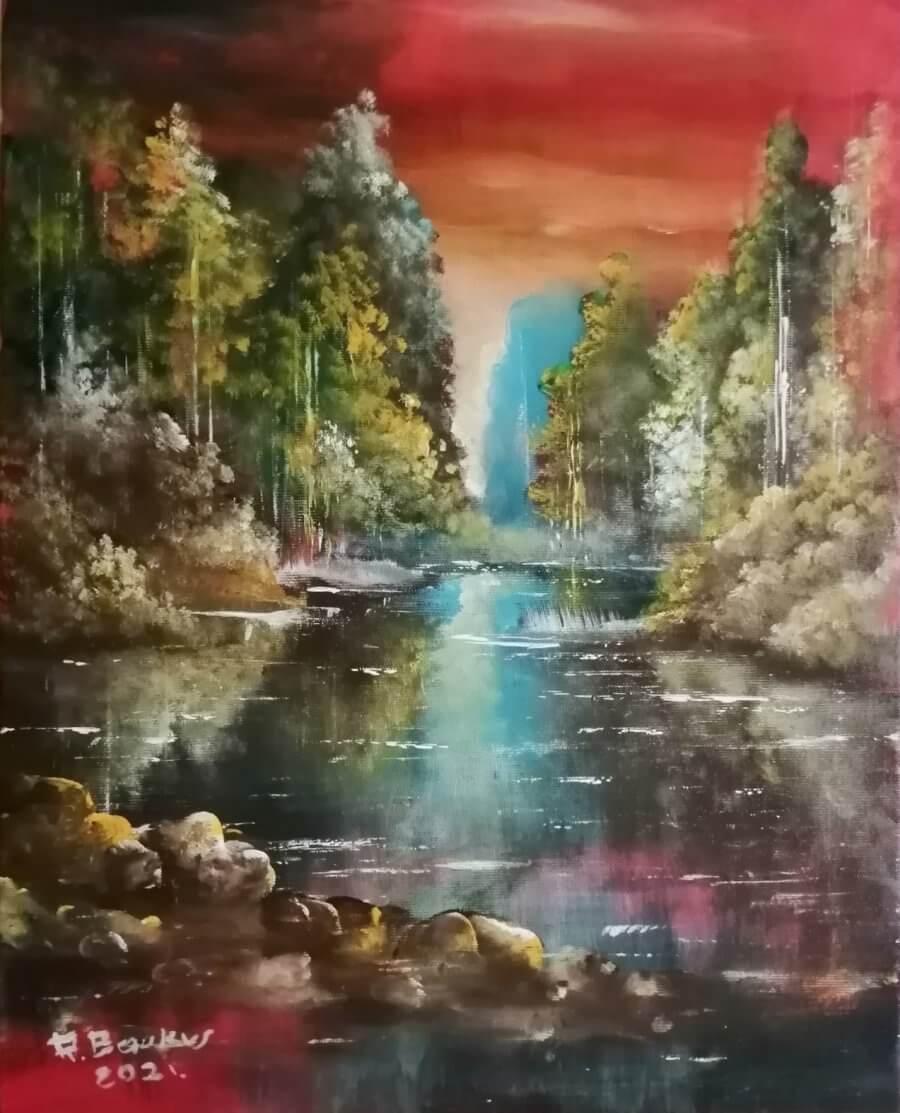 Stebuklingas miškas