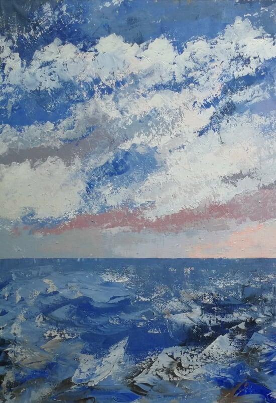 Bundanti jūra