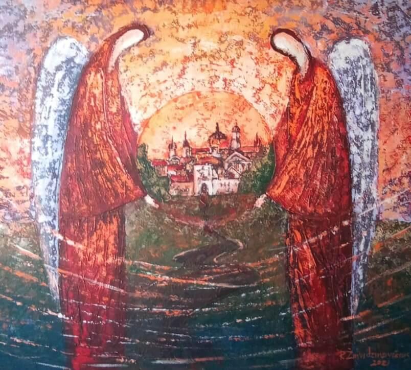 Angelų pasaka