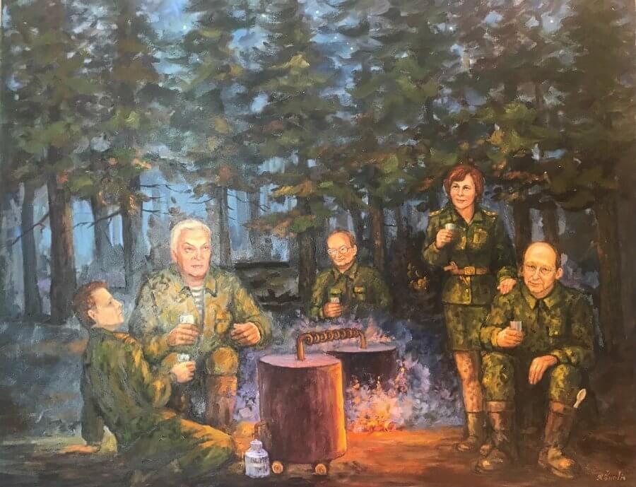 Lietuviškos tradicijos